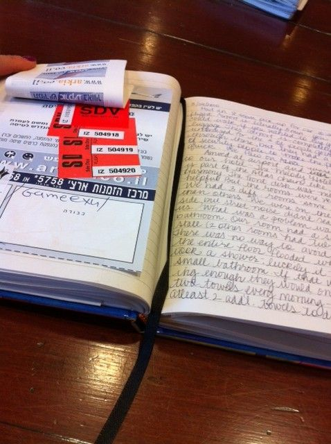 Keeping a Travel Journal: How to remember what, when, where Maybe make that a TARDIS journal?