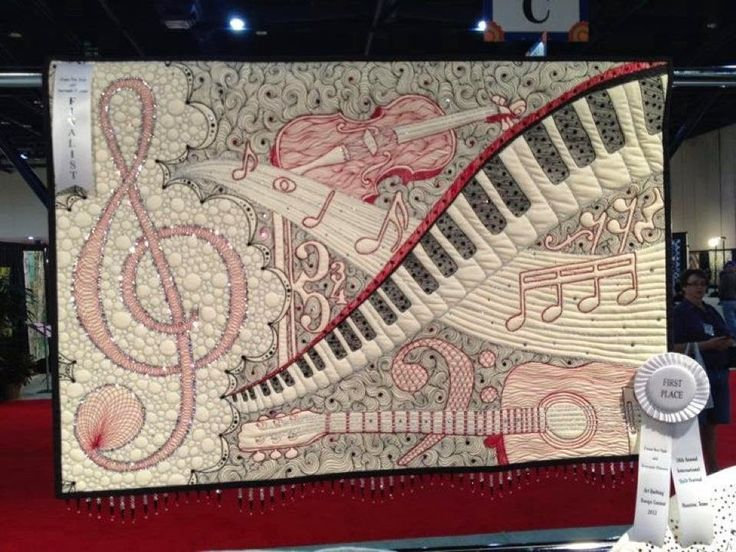 Karlee Porter Shimmering Symphony Quilt Inspiration