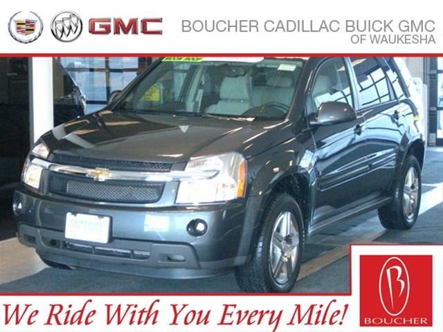2009 Chevy Equinox 2LT - Boucher Cadillac Buick GMC of Waukesha (Milwaukee) Wisconsin