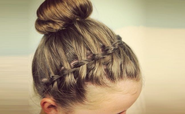 9 Easy Hairstyles For School: 25+ Best Ideas About Middle School Hairstyles On Pinterest