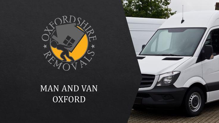 Man and Van Oxford