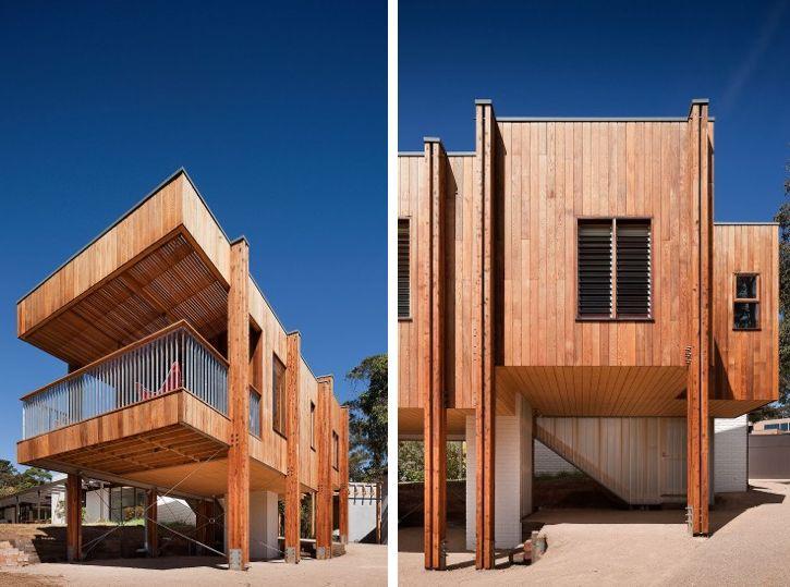 Mornington Beach House, Claire Cousin Architect