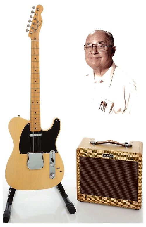 Leo Fender and his great inventions
