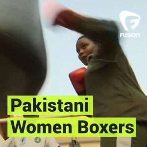 One-two punch!  Meet the female boxers who are knocking out gender stereotypes in Pakistan #news #alternativenews
