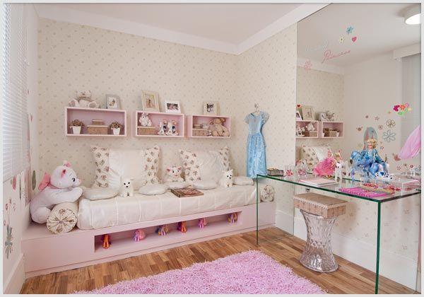 Dormitorios para ni as dormitorios fotos de dormitorios for Decoracion de recamaras