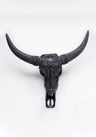 Lace Longhorns Black | Love Warriors | Sweden