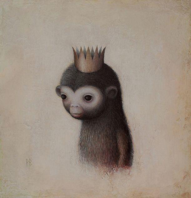 King Monkey by Paul Barnes
