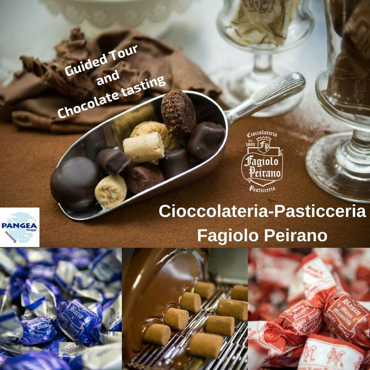 guided tour, chocolate tastings