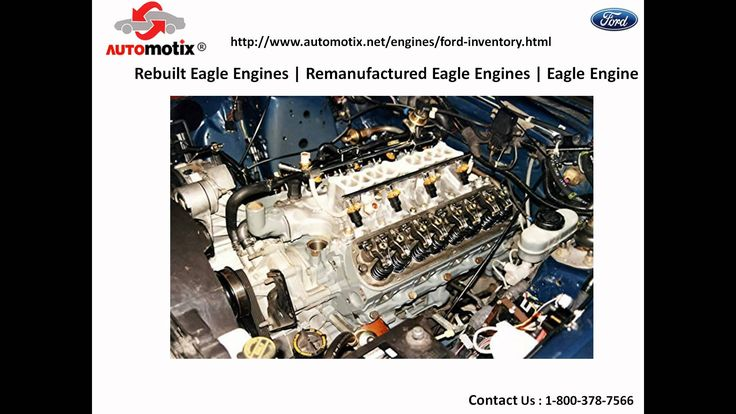 Get A Complete Premium Ford Engine Unit With Great Saving at http://www.automotix.net/usedengines/ford-inventory.html