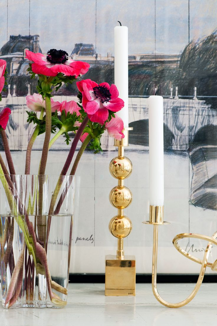 Kreativ oas – hemma hos Denise Rudberg - Sköna hem