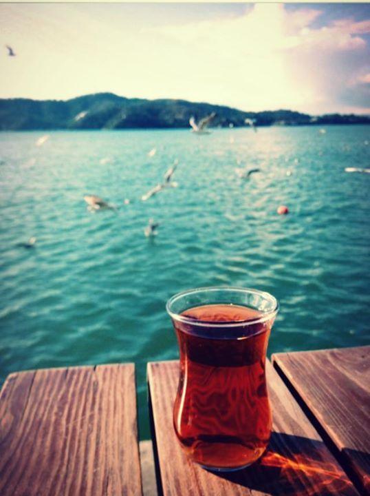 Çay diye bir şey var; Her mevsime, Her güne, Günün her saatine, İnsanın her haline, Neşesine, Kederine, Kalabalığına, Yalnızlığına birebir. . . Swiss........
