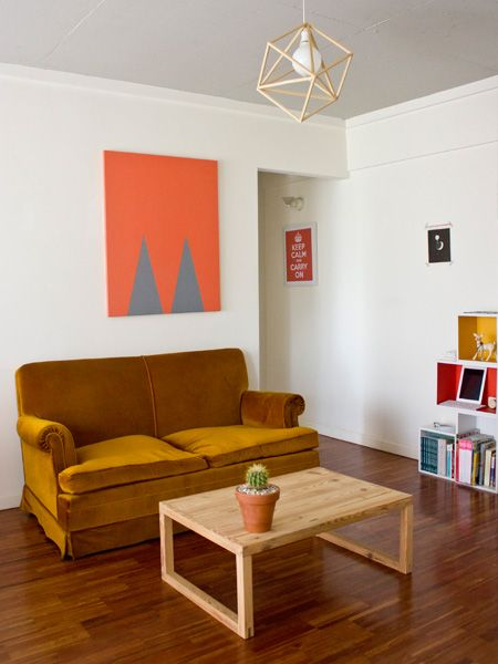 Art & Mañas » En casa de… Lucas y Augusta