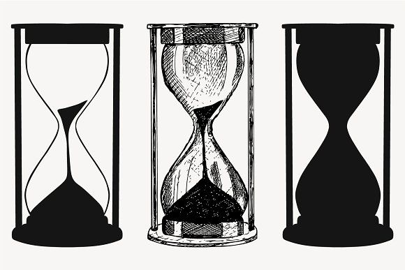 Hourglass Vector Svg Dxf Png Dxf Hourglass Hourglass Drawing Vector Svg