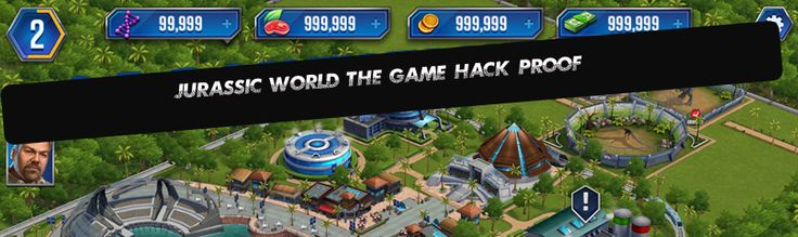 Jurassic World The Game Cheat Android iOS Free Apk Download