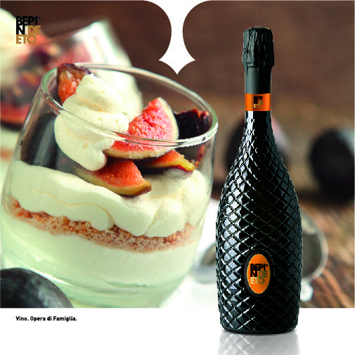 BEPIN DE ETO   How to conclude the evening sweetly? Uncorking a bottle of Moscato Bepin de Eto! This sparkling wine is ideal for every occasion and perfect with desserts and puddings.