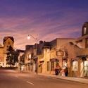 Santa Fe, NM - La Fonda on the Plaza Hotel