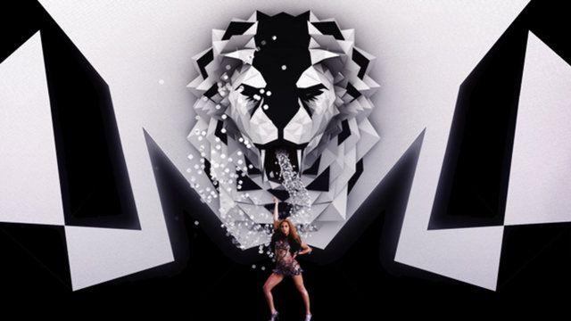 Beyonce - Run the World (Girls) Animation for Billboard Awards by Ron Winter. Creative Director: Kenzo Digital