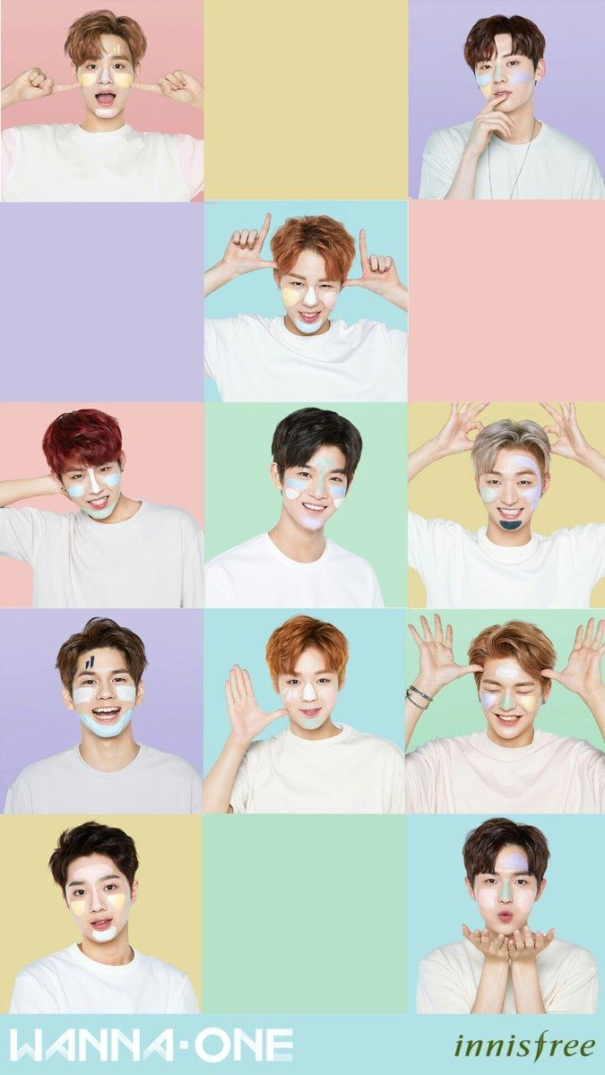 Wanna One Innisfree