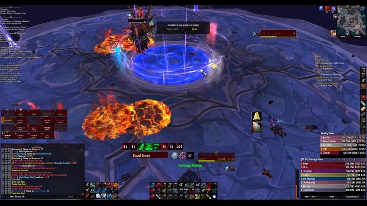 HEROIC GUL DAN IN A NUTSHELL #worldofwarcraft #blizzard #Hearthstone #wow #Warcraft #BlizzardCS #gaming