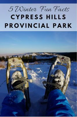 5 Things You Didn't Know About Cypress Hills Provincial Park