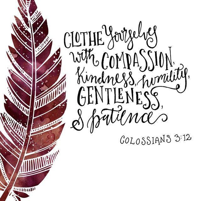 "faithprayers: "" Colossians 3:12 "" http://sutton15445.tumblr.com/ Enjoy the view from my world…My Paisley World."