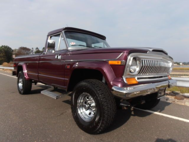 1978 Jeep J10 Pickup Jeep Truck Best Suv Trucks