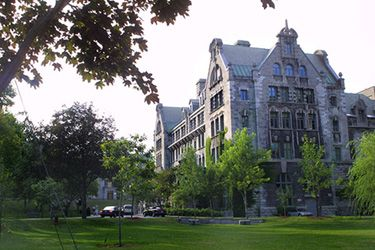 McGill University, Macdonald Engineering Building