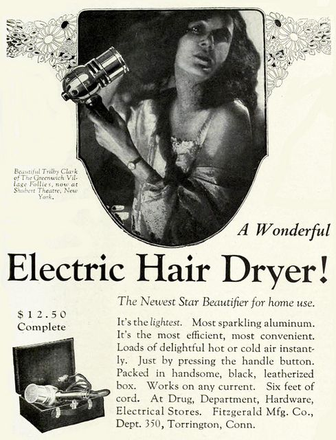 the newest star beautifier for home use   vintage  1920s