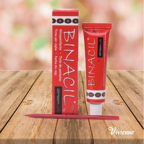 Если вы хотите ресницы илиброви насыщенного глубокого оттенка, то вам нужна краска BINACIL. Все просто! Высокое качество, безопасные компоненты всоставе, красивые натуральные оттенки иудобное нанесение – кажется, вэтой краске есть все, что нужно мастеру пооформлению взгляда!  Заказать: http://amp.gs/zfMx ЦЕНА: 9$  #vivienne #brows #lashes #lashmaker #browmaster #binacil