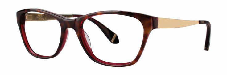 Zac Posen Ursula Eyeglasses | Free Shipping