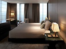 Armani Hotel Milano - Luxury Hotel Milan http://www.destinationtravels.in