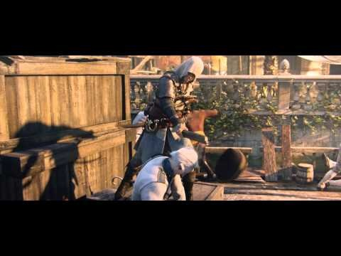 First trailer of Assassin's Creed 4 Black Flag with Captain Edward Kenway and his ship The Jackdaw .Think Altair got to join forces with Black Flag.