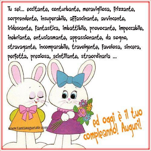Ed oggi è il tuo compleanno! Auguri! #compleanno #buon_compleanno #tanti_auguri