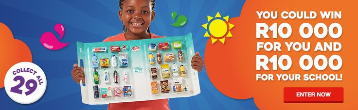 Enter our Little Shop Owner competition Ts & Cs apply www.checkers.co.za