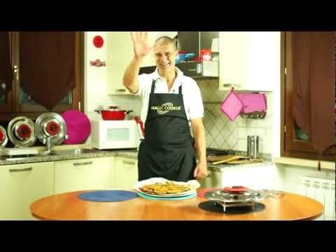 06 Le Melanzane alla parmigiana leggera fatte da Dario con Magic coocker - YouTube