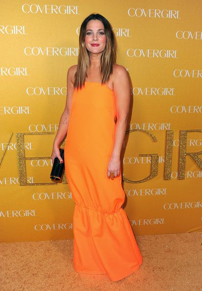 Drew Barrymore Photos: Covergirl Cosmetics' 50th Anniversary Party - Arrivals
