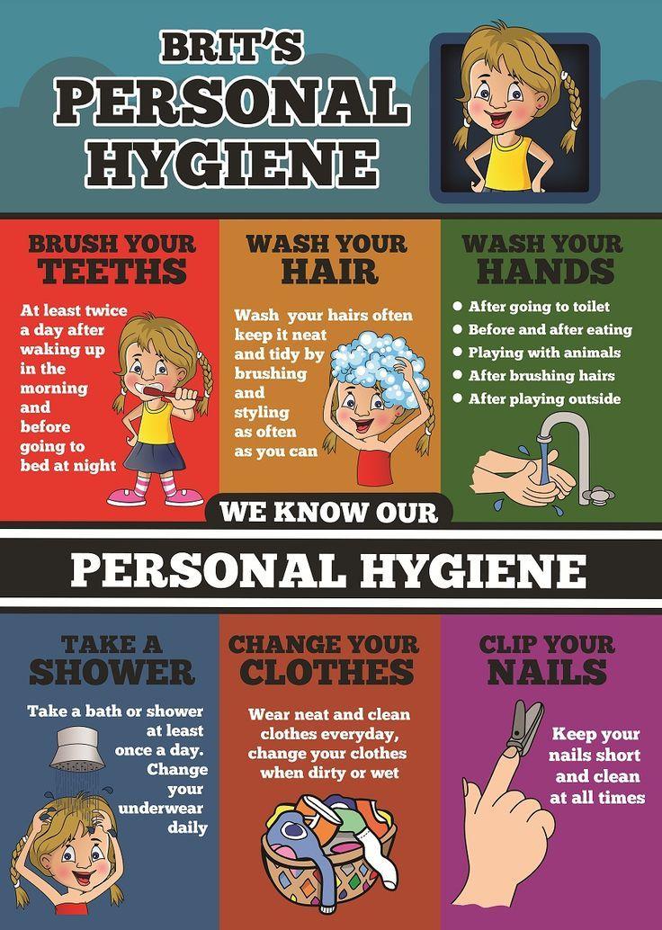 Image result for personal hygiene lesson plans for kindergarten