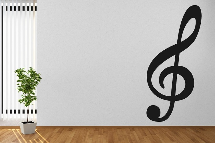 Accolade Musical Wall Art Decal