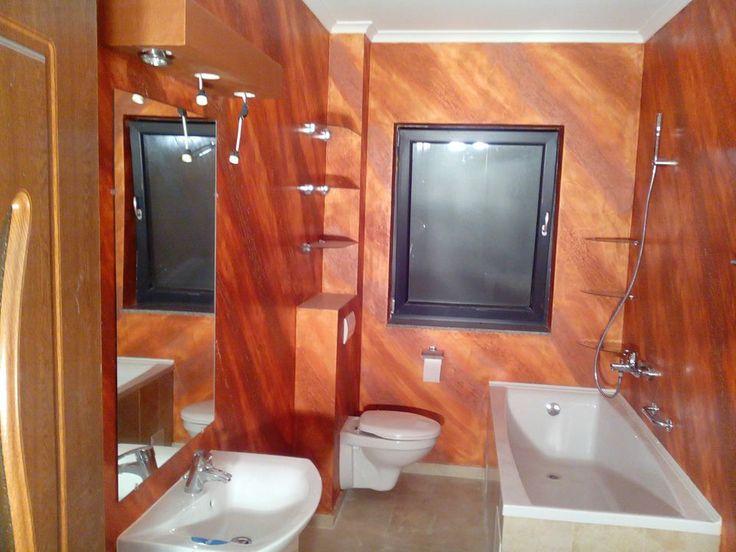PARETE D'AUTORE: Cerchi una parete particolare per il tuo bagno, con Segui il…