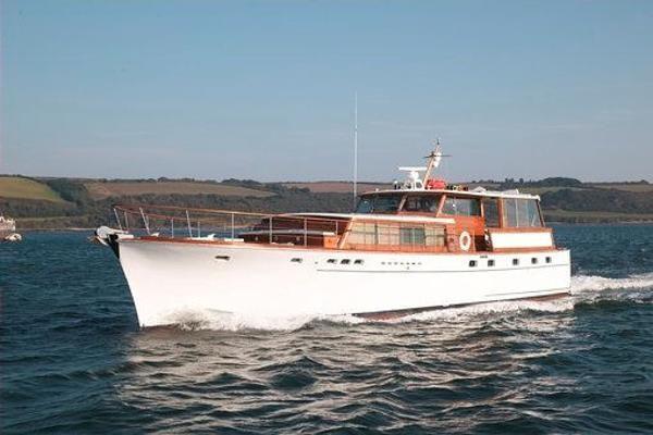 1966 STEPHENS BROS. 65' Classic MotorYacht , Cornwall - boats.com