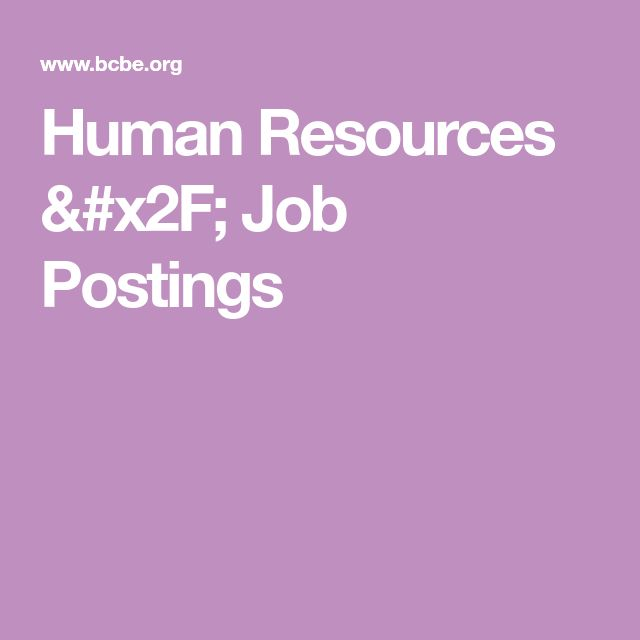The 25+ best Human resources jobs ideas on Pinterest Human - human resource job description