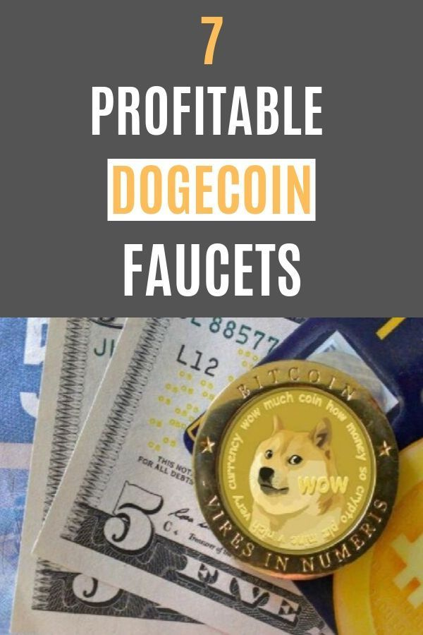 Discover The Best Free Dogecoin Faucets And Start Making Money Without Trading Or Expensive Mining Start Making Money Best Crypto Make Money Blogging