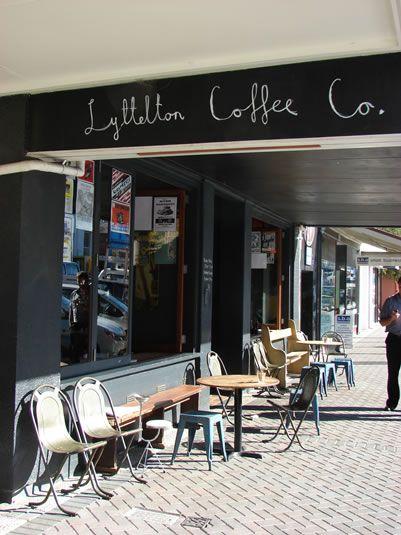 Lyttelton Coffee Co., Lyttelton, New Zealand