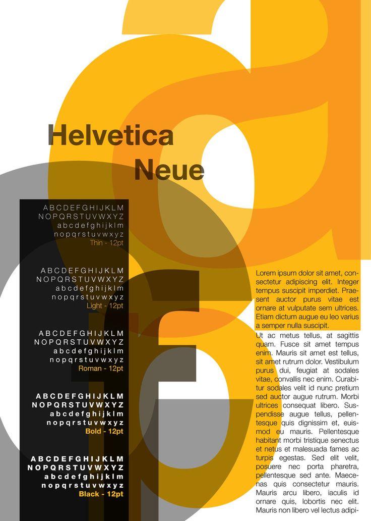 Helvetica World