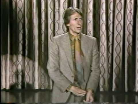 The Tonight Show starring Johnny Carson with guest, Comedian David Brenner - YouTube