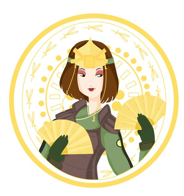 The Last Airbender Avatar Kyoshi: 164 Best Images About Avatar On Pinterest