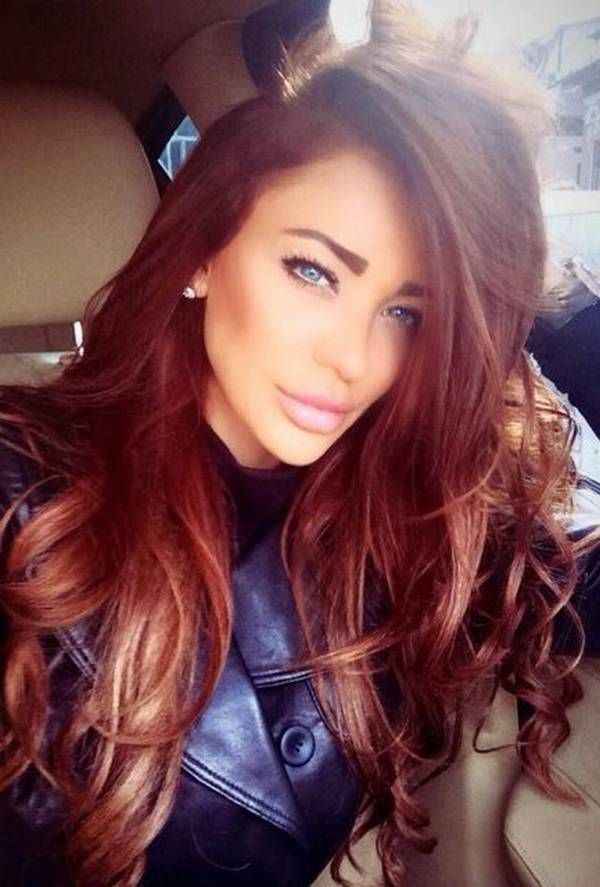 Best 20+ Red hair color ideas on Pinterest | Red hair, Red hair ...