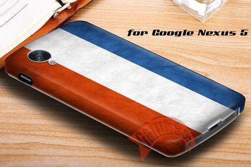 Grunge Netherlands Flag Google Nexus 5 Case Cover | galuh303 - Accessories on ArtFire