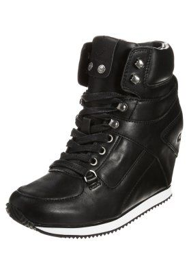 VANIA - High-top trainers - black