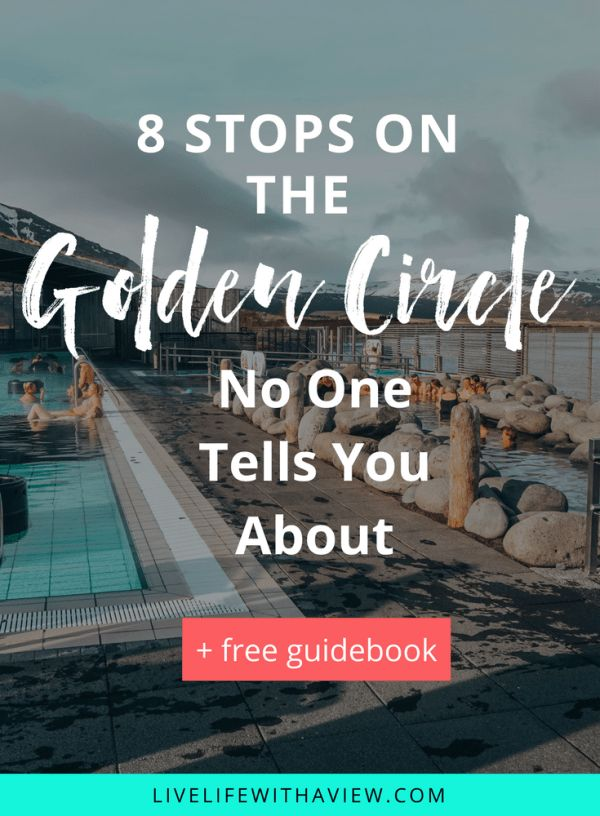 8 Stops on the Golden Circle No One Tells You About - Life With a View